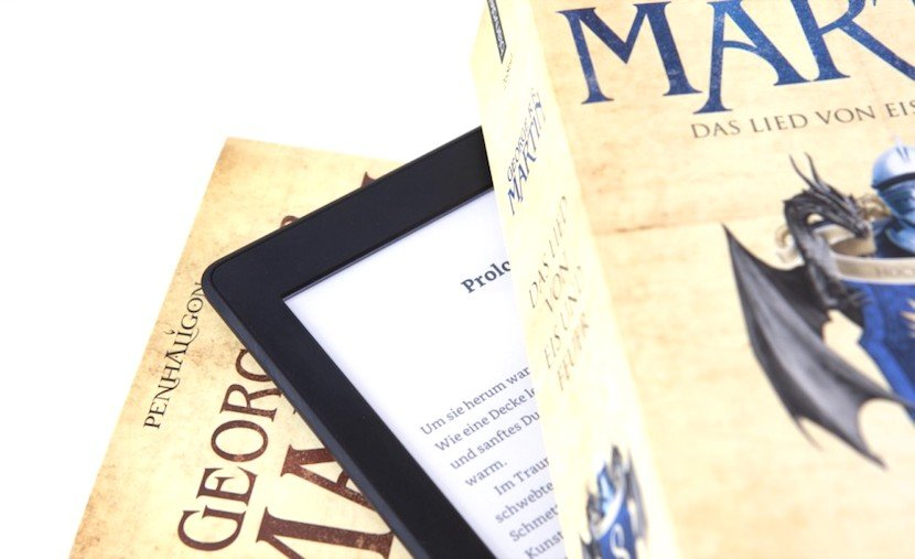 Электронная книга Kindle Paperwhite 2015 Black