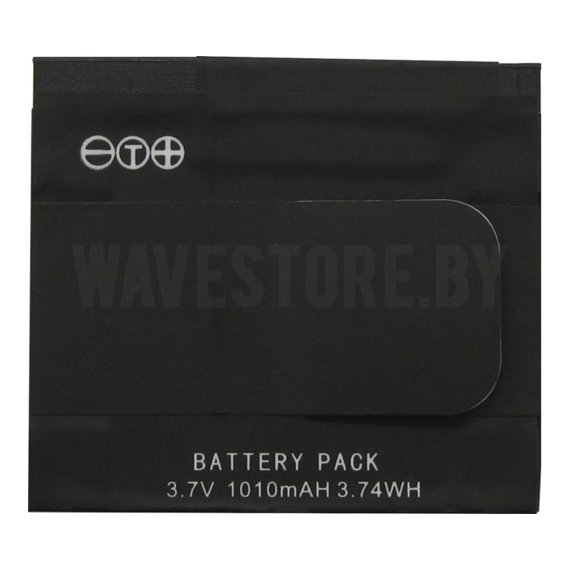 Аккумулятор для экшн-камеры Xiaomi Yi Action Camera (1010 mAh)